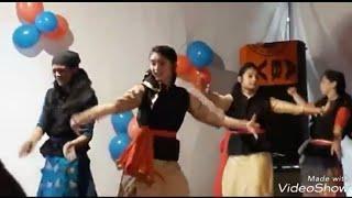 Sahi Pakde Hai (सही पकडे हे) Beautiful girls Dance || Latest Pahari Dance || AK production ||