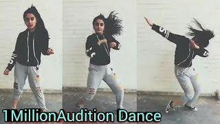1 MillionAudition Girls Dance Challenge Musically Video Compilation 2018    Musically Fun