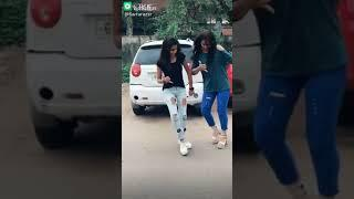 Girls dance status video ???? awesome creation