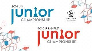 2018 U.S. Junior/Girls' Junior Championships - Round 1