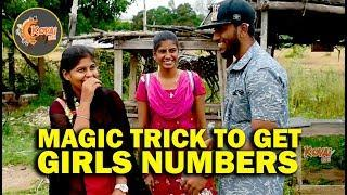 Magic Trick To Get Girls Numbers ???? ????  | Prank Show #016 | Kovai 360