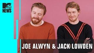 'Mary Queen of Scots' ???? Joe Alwyn & Jack Lowden on Powerful Women & Useless Men | MTV News