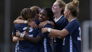 UNC Women's Soccer: Heels Advance to Third Round with 4-1 Victory vs Kansas
