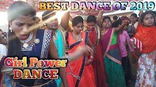 Girls Power Dance // BEST DANCE OF 2019 // Disco Dance // Marriage Dance