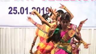 BEST MATRICULATION SCHOOL 2018-19 Annual Day 7th Girls Dance Performance