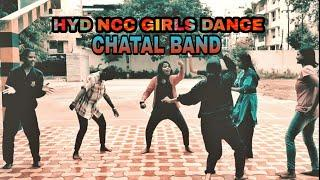 Chatal band hyd NCC girls dance ????