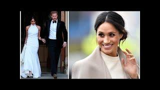 Meghan Markle is a 'WOMEN'S WOMAN' says designer of Royal Wedding's evening gown | by Royal Wedding