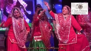 Beautyfull girls dance in lavi mela