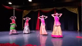 Chogada tara/Nachdene saare/Mixed Songs/Girls dance/Prepared by Shilpa Nagpal