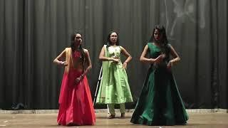 Diwali Night#2|Girls Dance Performance Southall London|