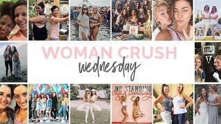Woman Crush Wednesday ~ National Girlfriends' Day!
