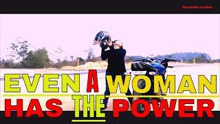 even a woman has the power part 5