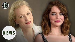 Meryl Streep, Emma Stone in Talks to Star in Greta Gerwig's Little Women