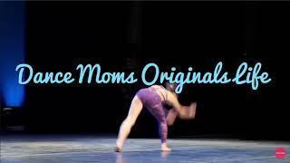 Dance Moms Each Girls Easiest Solo!