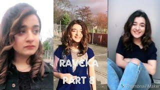 "Cute raveka ""Part-8 musically video || most beautifull girls"