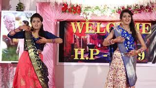 Sangeet Sandhya|3 Girls Dance Performance|Gallan Goodiyaan|Maine Payal Hai Chhankai|Cheez Badi