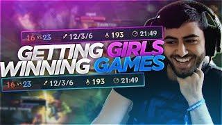 Yassuo | GETTING GIRLS AND WINNING GAMES (Eye Tracker)