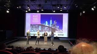 Big Apple Women's Film Festival Post Screening Discussion