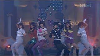 [레전드 명곡????] Brown Eyed Girls (브아걸) - L.O.V.E (러브) (2008年)