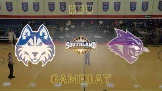 HBU Women's Basketball vs Abilene Christian