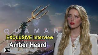 Low representation of women in films frustrating: Amber Heard | EXCLUSIVE