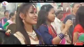 Tharu Beutyfull Girls Dance In Weidding 2018 -A square music