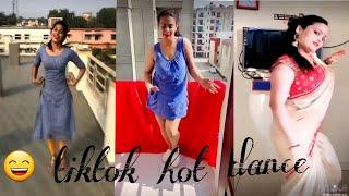 Hot Girls Musically Dance Challenge || tik tok musically hot girls dance compitition