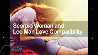 Scorpio Woman and Leo Man Love Compatibility