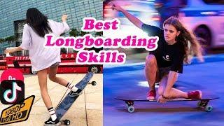 ❤Best Longboarding Skills❤Musically Compilation 2018❤Longboard Girls Dance❤New Tik Tok Videos❤