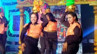 Shri Sakthikailassh Women's College,Salem-College Day-2019-Crescendo