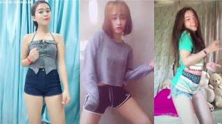 Khmer girls dance free style with best tiktok video collection