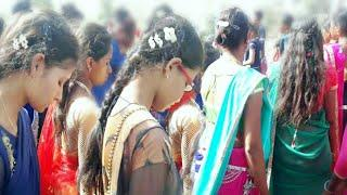 O નમૅદા આવતી રેજે રે..Beautiful girls dance Arjun r meda letest timli dance Timli star:Nareshminama