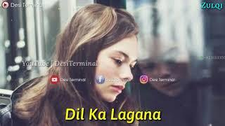 Tere Bina   Female Version   Whatsapp Status Video For Girls   Love Song   Sad Song