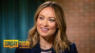 Olivia Wilde Talks 'Booksmart,' Encouraging Budding Female Directors | TODAY