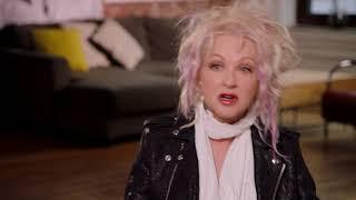"""Cyndi Lauper Interview about the """"Girls Just Wanna Have Fun"""" Video"""