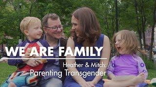 For This Cis Woman and Trans Man, It's Love That Makes a Family I We Are Family I Parents