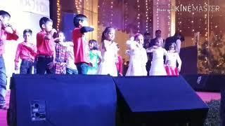 Little girls dance (new year function)