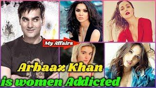 Arbaaz Khan Getting Many Women After Divorce