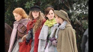 Little Women,2019,Emma Watson,Saoirse Ronan,First Look