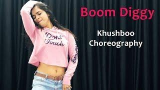 Bom Diggy Diggy Song Dance Choreography | Bollywood Video Songs | Best Hindi Songs For Dancing Girls