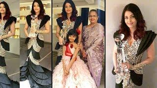 Aishwarya Rai Bachchan win first Women in Film and Television WIFT India Awards