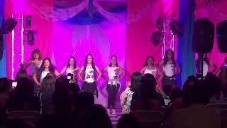 Mad love Cierre Girls Fun Summer Camp 2018