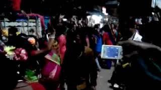 Durga puja possession video | Girls Dance video | Road show dance | Matal dance |