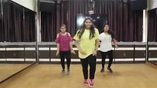 Thug Ranjha | Easy Dance Steps | Akasa | Step2Step Dance Studio | Girls Dance Performance