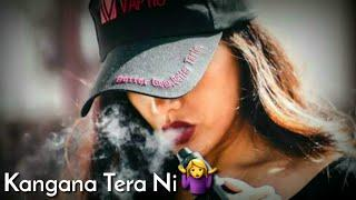 Girls Status❤|Kangana Tera Nee Sannu Kare Ishaare-WhatsApp Status Video |30 Seconds WhatsApp Status❤