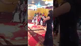 Afghan wedding girls dance