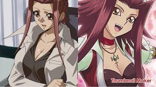 Hot Women In Anime Episode 10: Akiza Yu-Gi-Oh! Discussion Film Phoenix