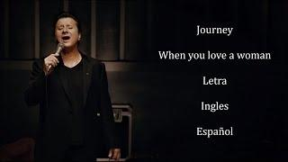 Journey When You Love a Woman Subtitulado en Español HD