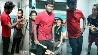 Bigil Atlee TikTok Videos | Bigil Girls TikTok | Latest Bigil Tamil TikTok Dubsmash Videos