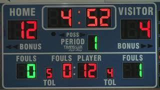 Case Western Reserve University vs. Carnegie Mellon University (Women's Basketball - 1st Half)